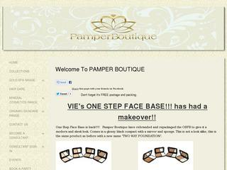 Pamper Boutique