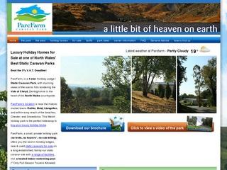 ParcFarm Static Caravan Park