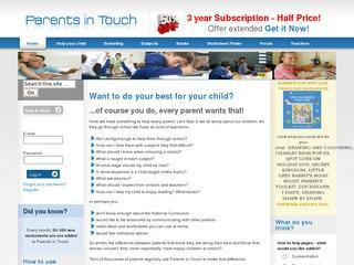Parents in Touch