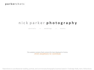 Parkershots Portrait & Wedding Photography