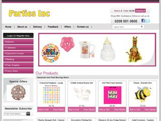 Parties Supplies UK