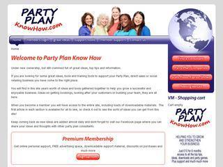 PartyPlanKnowHow.com