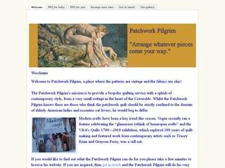 Patchwork Pilgrim