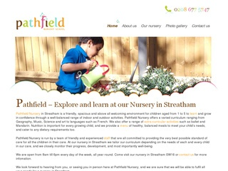 Pathfield Nursery