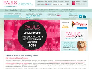 Pauls Hair & Beauty World