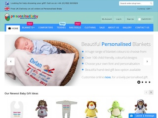 Personalised Baby