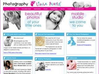 Photography for little people sheffield