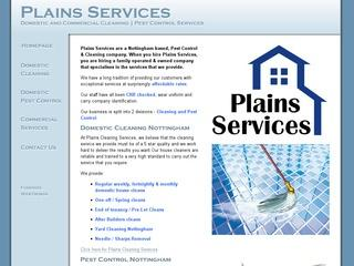 Plains Cleaning Services