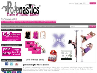 Polenastics dance and fitness classes