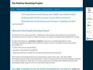 Positive Parenting Project