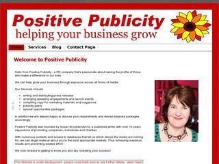 Positive Publicity