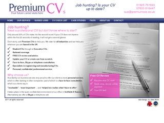 Premium CVs