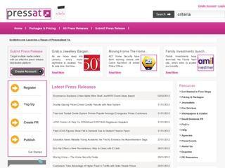 Pressat Newswire Service