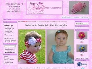 Pretty Baby Hair Accessories