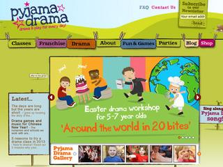 Pyjama Drama for 0-7 year olds