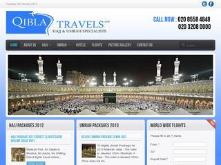 Hajj Umrah Packages 2013 - Qibla Travels Ltd