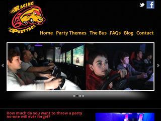 Racing Partybus
