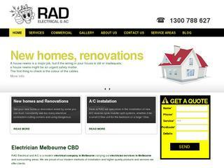 Electrician Melbourne CBD – RAD Electrical