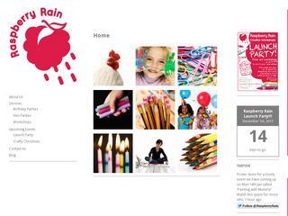 Raspberry Rain Creative Workshops