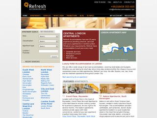 Refresh Accommodation