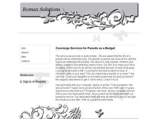 Concierge Services / Lifestyle Management