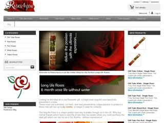 Long Life Roses, Gifts for all Occasions