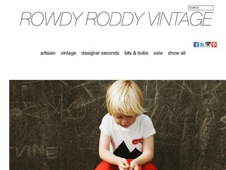 Rowdy Roddy Vintage