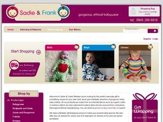 Sadie & Frank