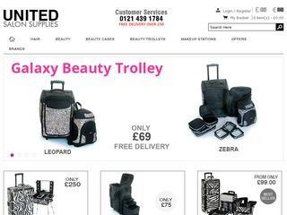 Makeup cases-Nail Cases-United Salon Supplies