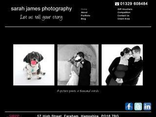 Sarah James Photography