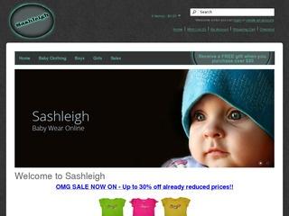 Sashleigh Aust