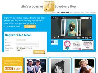 SaveEveryStep.com