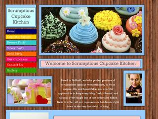 Scrumptious Cupcake Kitchen