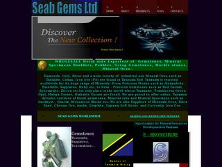 SEAB GEMS LTD