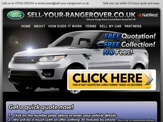 www.sell-your-rangerover.co.uk