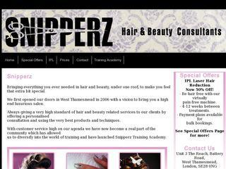 Snipperz Hair, Beauty & Nail Salon