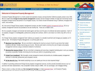 Enterprise Property Management
