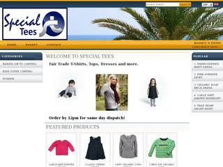 Special Tees Ltd
