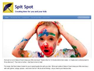 The Spit Spot App