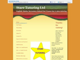 Starr Tutoring Limited