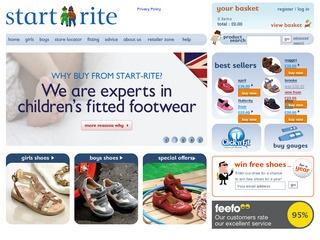 Start-rite Shoes Ltd