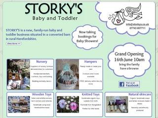 STORKY'S Baby and Toddler