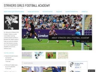 Strikers Girls Football Academy