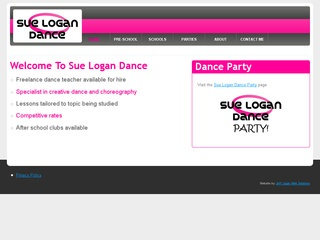 Sue Logan Dance