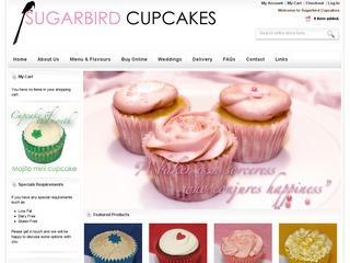 Sugarbird cupcakes