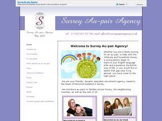 Surrey Au-pair Agency