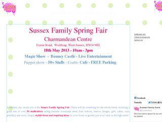 Sussex Family Fairs