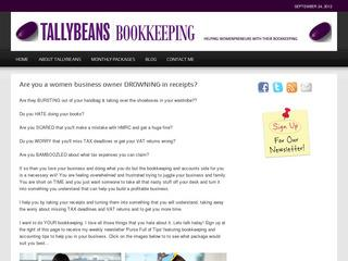 Tallybeans-The mumpreneurs bookkeeper