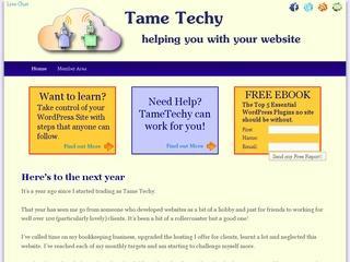 Tame Techy