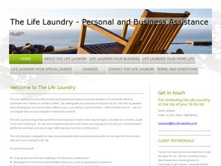 The Life Laundry - Personal and Business Assistance